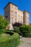 Замок Govone королевский, Пьемонт северная Италия Стоковое Изображение