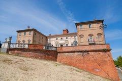 Замок Govone королевский, Пьемонт Италия Стоковые Фотографии RF
