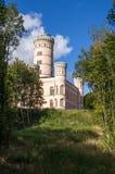 Замок Granitz звероловства стоковое фото