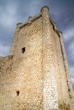 замок guadalajara Испания torija стоковая фотография