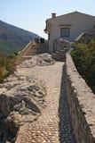 Замок Guadalest Стоковая Фотография RF
