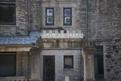 Замок Hall Ashlar, Мемфис, TN стоковые изображения
