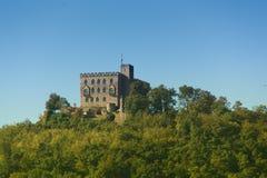 Замок Hambach в Германии стоковая фотография rf