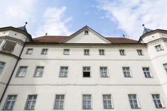 Замок Hartheim в Австрии Стоковое Фото