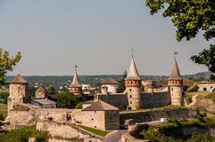 Замок Haunter Стоковая Фотография RF