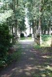 Замок Heeswijk к Heeswijk Dinther Стоковые Изображения RF