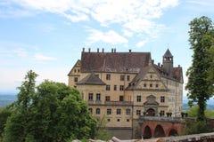 Замок Heiligenberg Стоковое Изображение