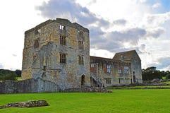 Замок Helmsley стоковое фото rf
