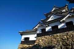 Замок Hikone Стоковое Фото