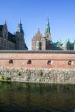 Замок Hillerod стоковые фото