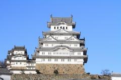 Замок Himeji в Himeji Стоковые Изображения