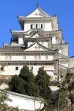 Замок Himeji в Himeji Стоковое Фото