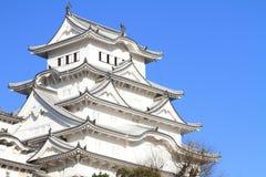 Замок Himeji в Himeji, Hyogo Стоковое Изображение