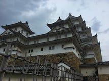 Замок himeji- Himeji стоковые изображения rf