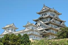замок himeji Стоковое Фото