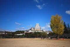 Замок Himeji Стоковая Фотография
