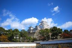 Замок Himeji Стоковое фото RF
