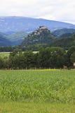 Замок Hochosterwitz в австрийце Carinthia Стоковые Изображения