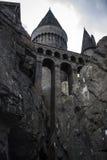 Замок Hogwarts Стоковое Изображение