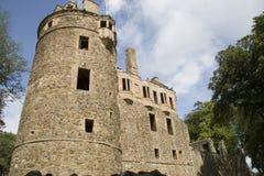замок huntly Шотландия Стоковое фото RF