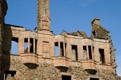 замок huntly Шотландия Стоковые Изображения