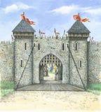 Замок ID52806427 Стоковое Изображение