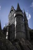 Замок II Hogwarts Стоковые Изображения