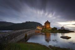 Замок III Eilean Donan Стоковые Фото