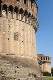 замок imola Италия bologna средневековая Стоковые Изображения RF
