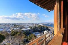 Замок Inuyama Стоковые Фотографии RF