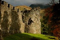 Замок Inverlochy Стоковая Фотография