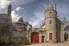 Замок Josselin Стоковое Изображение