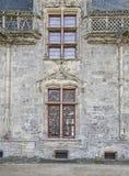 Замок Josselin стоковые фотографии rf