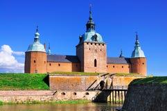 Замок Kalmar, Швеция Стоковая Фотография RF