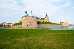 Замок Kalmar Стоковое Фото