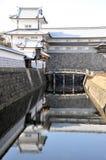 замок kanazawa стоковая фотография rf