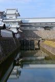 Замок Kanazawa Стоковые Фото
