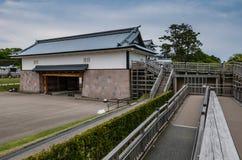 Замок Kanazawa Стоковое Фото
