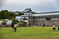 Замок Kanazawa Стоковое фото RF