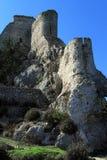 Замок Kantara стоковые изображения
