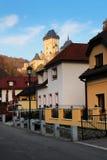 Замок Karlstejn Стоковая Фотография