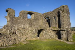 Замок Kendal в Cumbria стоковое фото