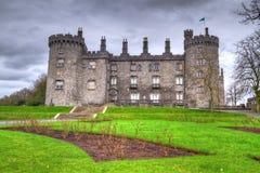 замок kilkenny Стоковое Изображение