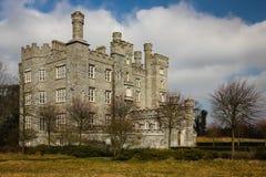 Замок Killeen Dunsany графство Meath Ирландия стоковые изображения