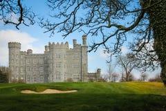 Замок Killeen Dunsany графство Meath Ирландия стоковое изображение