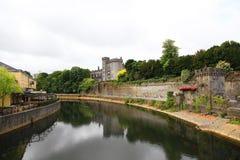 Замок Killkenny, Ирландия Стоковая Фотография