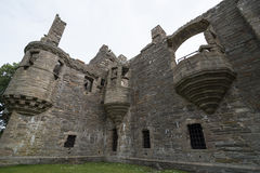 Замок Kirkwall Стоковые Фотографии RF