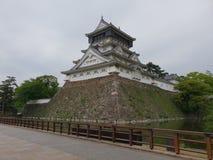 Замок Kokura стоковая фотография
