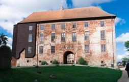 Замок Koldinghus Kolding в Дании стоковое изображение
