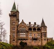 Замок Kronobergs стоковое фото rf